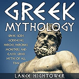 Greek Mythology cover art