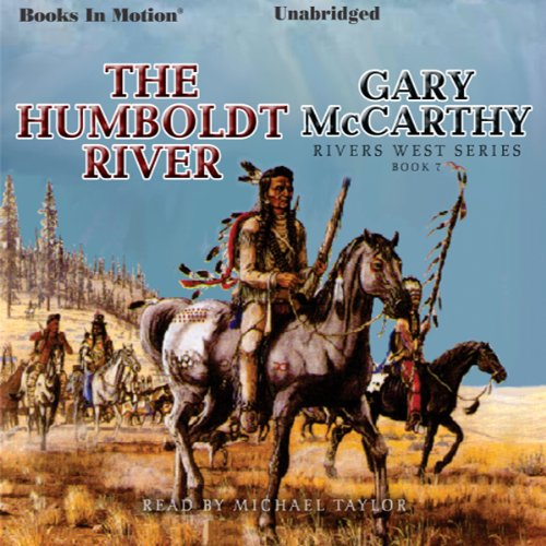 The Humboldt River audiobook cover art