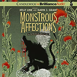 Monstrous Affections audiobook cover art
