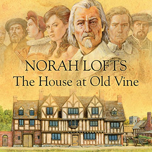 The House at Old Vine audiobook cover art