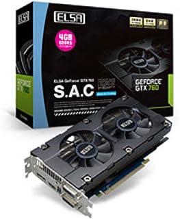 ELSA NVIDIA GeForce GD760 4GB グラフィックボード GD760-4GERX