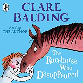 The Racehorse Who Disappeared cover art