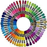 刺繍糸 54条8m セット クロスステッチ カラーが豊富できれい! 刺しゅう糸,刺しゅう糸 刺繍系 ミサンガ