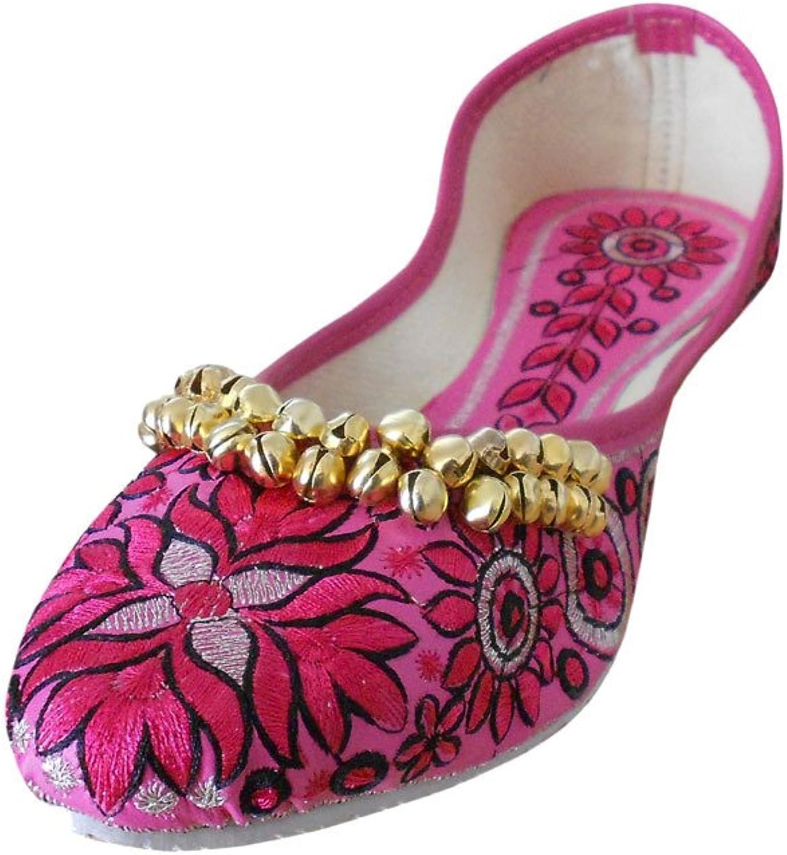 Kalra Creations Mojari Women's Indian Traditional Jutti Ethnic shoes