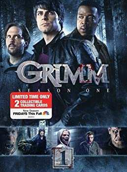 Best grimm season 1 dvd Reviews