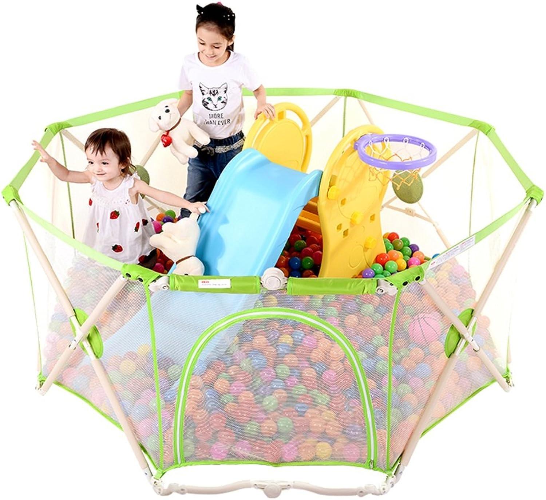 bienvenido a comprar He Xiang Firm Firm Firm Puzzles y Rompecabezas Cerca del bebé de la Cerca del Juego de los Niños Cerca de la Estera del Arrastre del bebé de la Cerca del Niño (Color   verde, Talla   166163cm)  venta directa de fábrica