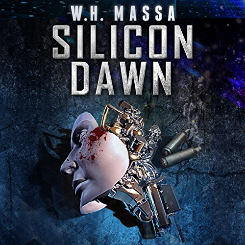 Silicon Dawn audiobook cover art