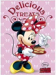 Manta polar Minnie Disney Delicius Treats