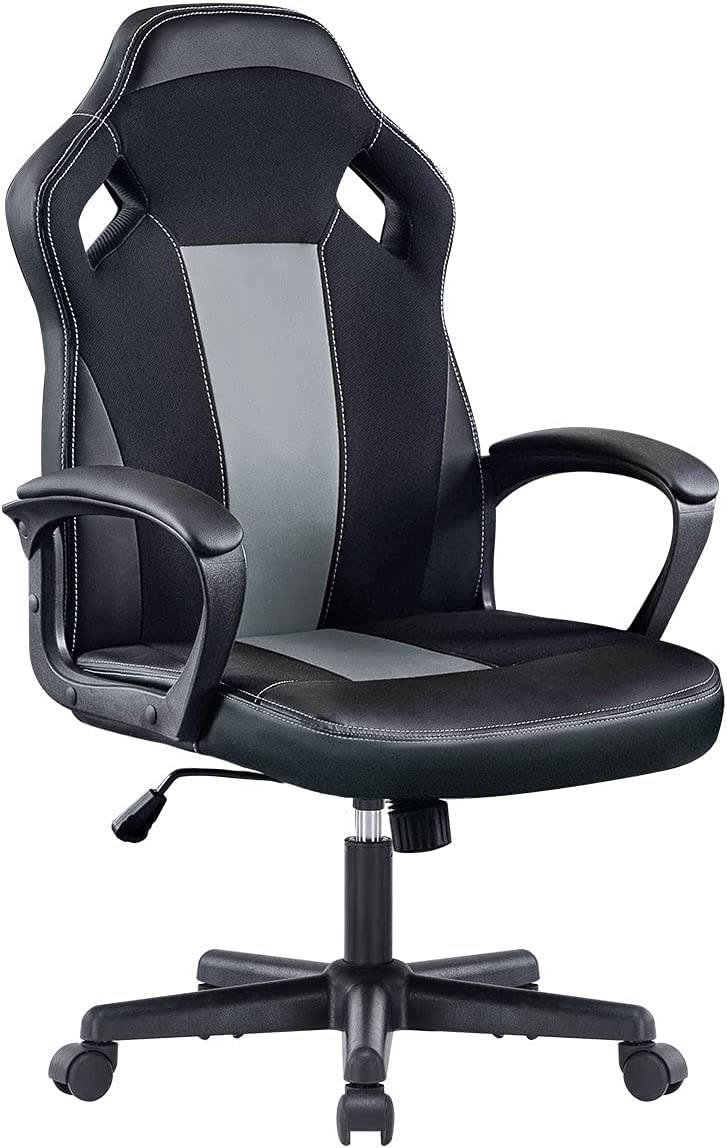MELLCOM Office Chair Gaming Cha Cheap mail order sales Game Racing Computer Nippon regular agency