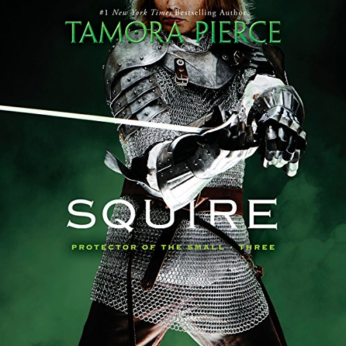 Squire audiobook cover art