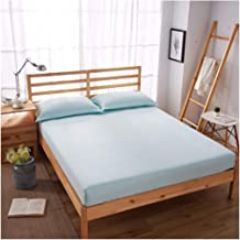 Queen Mattress Protector Washable Soft Mattress Topper Breathable Hypoallergenic Mattress Cover Fits for Mattress Deep 5-2...