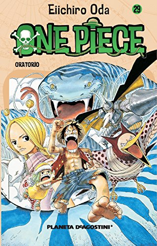 One Piece nº 29: Oratorio (Manga Shonen)