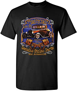 Hot Rod Revolution Tank Top American Dream Stars /& Stripes RTE 66 Sleeveless