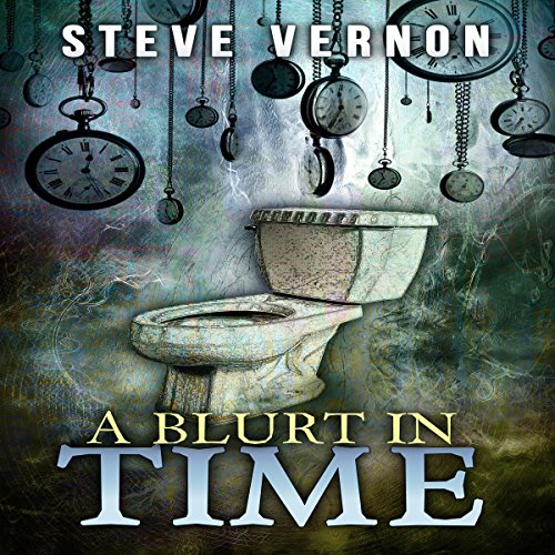A Blurt in Time audiobook cover art