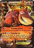Pokemon - Camerupt-EX (29/160) - XY Primal Clash - Holo