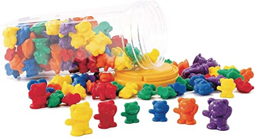 distribución global Bear Counters (set of 96) by by by S&S Worldwide  mas barato
