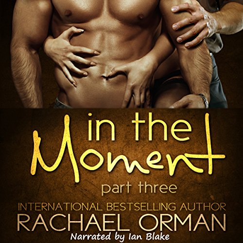 In the Moment, Part Three audiobook cover art