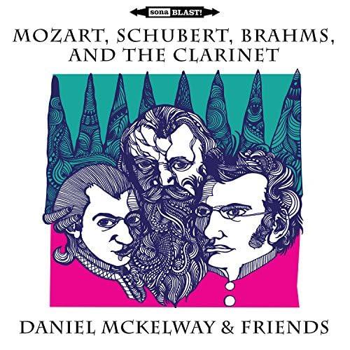Daniel McKelway & Friends, Wolfgang Amadeus Mozart (Composer), Franz Schubert (Composer) & Johannes Brahms (Composer)