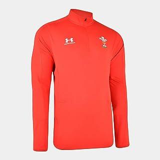 Under Armour WRU Wales 1/4 Zip Jacket Adults