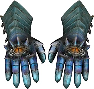 Pair of 2019 DMC 5 Dante Cosplay Gloves Balrog Props Accessory Latex Adult Halloween