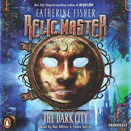 Relic Master: The Dark City, Book 1 audiobook cover art