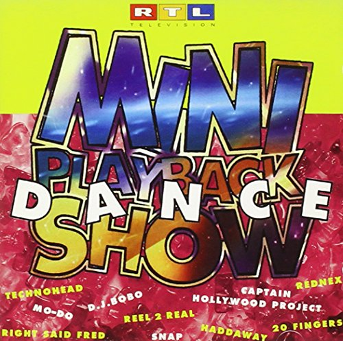 Mini-Playback Dance Show