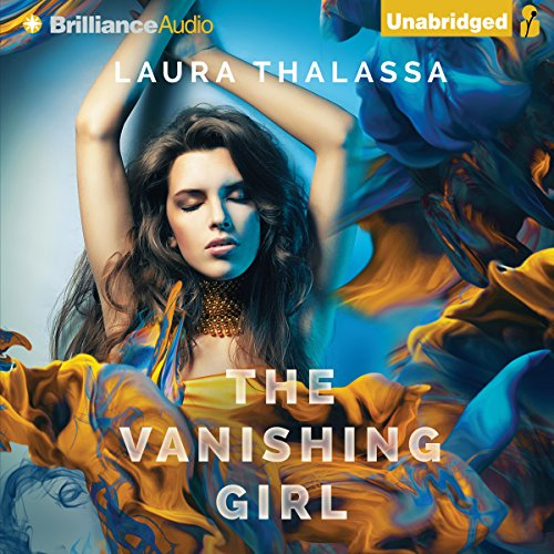 The Vanishing Girl cover art