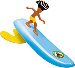 Surfer Dudes 2019 Edition Wave Powered Mini-Surfer and Surfboard Toy - Hossegor Hank