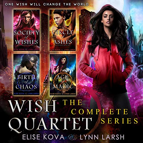 Wish Quartet: The Complete Series Titelbild
