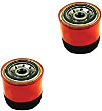 (2) - Tractor Spin-On Hydraulic Oil Filter 2-Pack, for Kioti Daedong E6201-32443