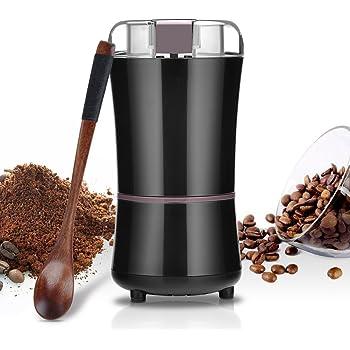 Getreide//Nüsse//Bohnen//Drogenmühle 150W Elektrische Kaffeemühle Mahlmaschine