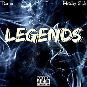 Legends (feat. Mitchy Slick) - Single