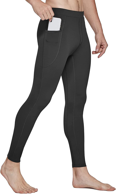 FitsT4 Men's Active Yoga Leggings Dance Tights Branded Cash special price goods wit Pants Running