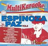 Puro Karaoke KP-12877 Canta Como Espinoza Paz Vol.3 Spanish CDG by Various