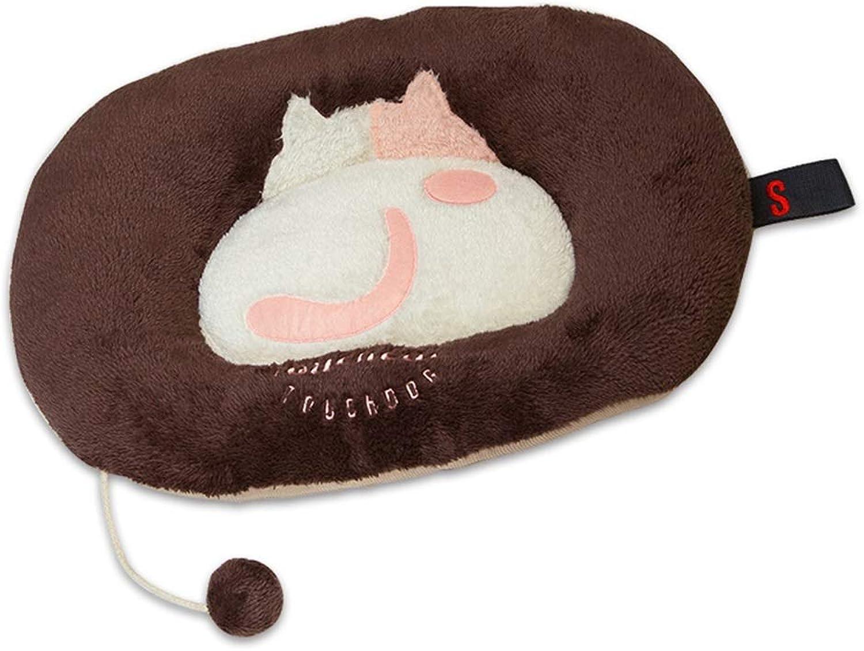 DSADDSD Pet Bed Plush Mat Four Seasons Universal Comfortable Portable Pet Supplies (color   2 , Size   70cm60cm)