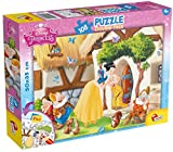 Lisciani Puzzle Double Face Plus Blancanieves 108