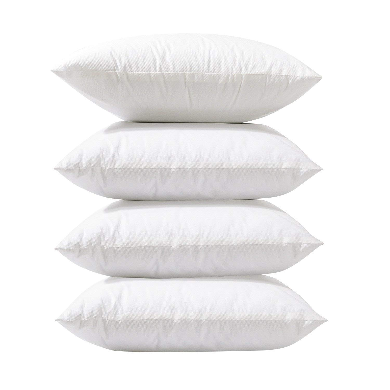 Phantoscope Pillow Inserts Hypoallergenic Stuffer