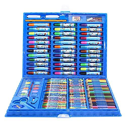 Xingang 42/86pcs Count No Toxics Crayons Set Fácil de sostener Color Pen Seguro para Niños Niños Niño Niña