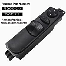 Best mercedes sprinter window switch removal Reviews