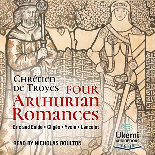 an overview of the four arthurian romances