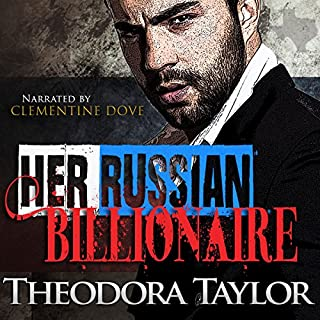 Her Russian Billionaire audiobook cover art