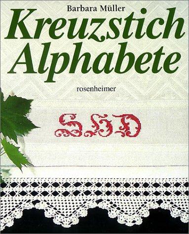 Kreuzstich-Alphabete