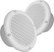 $27 » Magnadyne 3 INCH Dual Cone Speaker/Grill - Polypropylene Woofer Cone 2.8 oz Magnet Sold AS A Pair (White)