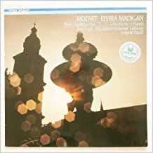 Mozart: Piano Concertos Nos. 21, 23, Concerto For 3 Pianos [LP]