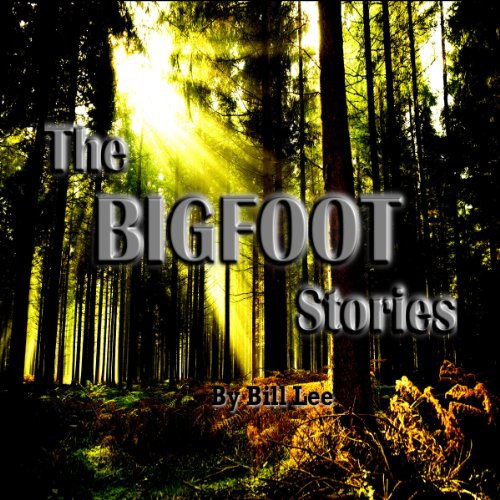 Bigfoot and Gettysburg audiobook cover art
