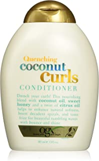 Ogx Conditioner Coconut Curls 13 Ounce (384ml) (2 Pack)