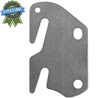 bed claw hook plates for wooden beds