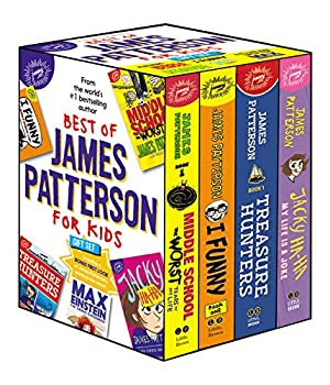 james patterson for kids