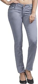 ADBUCKS Womens Slim Fit Jeans