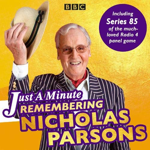 Just a Minute: Remembering Nicholas Parsons cover art